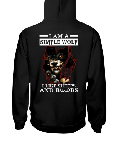 WOLVES - SIMPLE WOLF