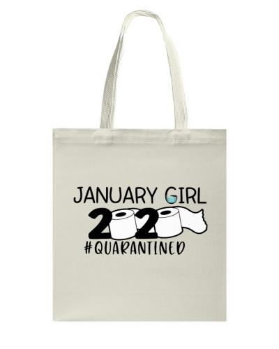 JANUARY GIRL 2020 QUARANTINED