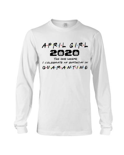 APRIL GIRL 2020 CELEBRATE BIRTHDAY IN QUARANTINE
