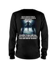 DEVIL WHISPERED - MARCH Long Sleeve Tee thumbnail