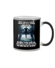 DEVIL WHISPERED - MARCH Color Changing Mug thumbnail