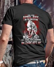 APRIL GUY THE KIND OF MAN Classic T-Shirt lifestyle-mens-crewneck-back-2
