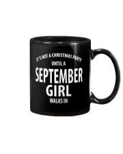 SEPTEMBER GIRL WALKS IN Mug thumbnail