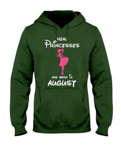 PRINCESSES ARE BORN IN AUGUST - LIMITED EDITION