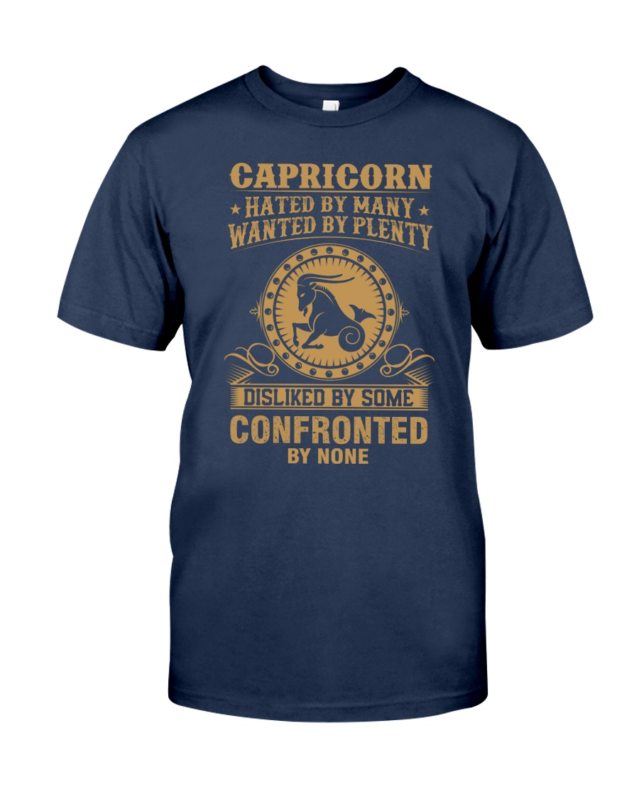 CAPRICORN - HATED BY MANY Classic T-Shirt