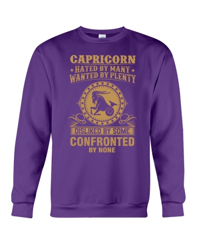CAPRICORN - HATED BY MANY