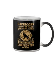 CAPRICORN - HATED BY MANY Color Changing Mug thumbnail