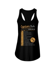 CAPRICORN FACTS Ladies Flowy Tank thumbnail