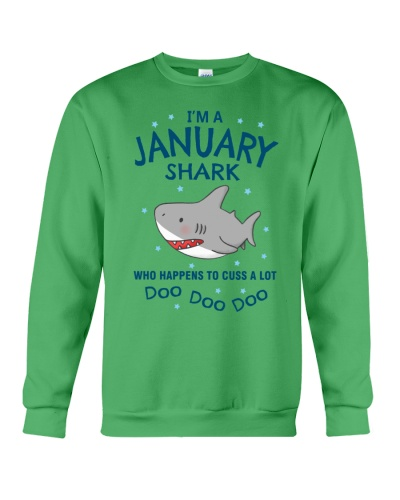 JANUARY - LIMITED EDITION
