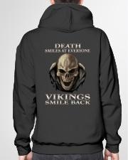 VIKINGS VALHALLA - DEATH SMILES Hooded Sweatshirt garment-hooded-sweatshirt-back-04