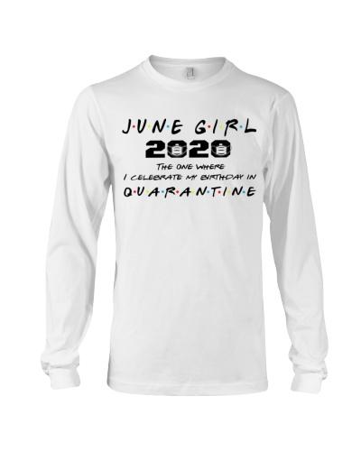 JUNE GIRL 2020 CELEBRATE BIRTHDAY IN QUARANTINE