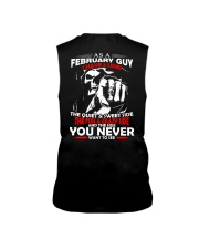AS A FEBRUARY GUY - I HAVE 3 SIDES Sleeveless Tee thumbnail