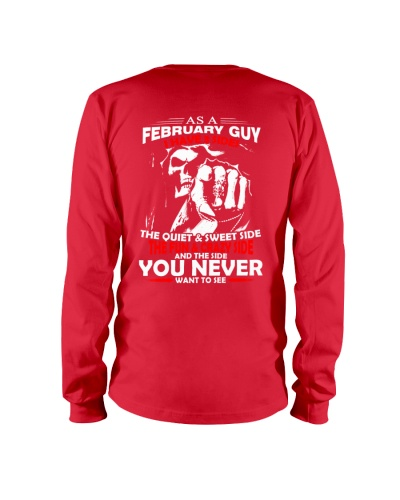AS A FEBRUARY GUY - I HAVE 3 SIDES