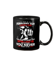 AS A FEBRUARY GUY - I HAVE 3 SIDES Mug thumbnail