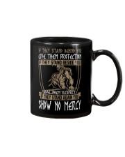 VIKINGS VALHALLA - SHOW NO MERCY Mug thumbnail