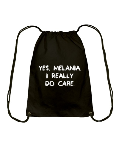 YES MELANIA - I REALLY DO CARE - AFRICAN AMERICAN