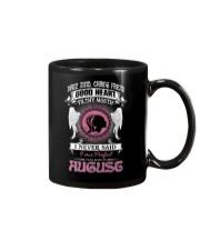 I WAS BORN IN AUGUST Mug thumbnail