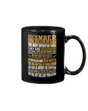 DECEMBER BORN Mug thumbnail