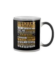 DECEMBER BORN Color Changing Mug thumbnail