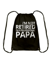 PROFESSINAL PAPA Drawstring Bag thumbnail