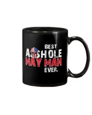 BEST ASSHOLE MAY MAN EVER Mug thumbnail