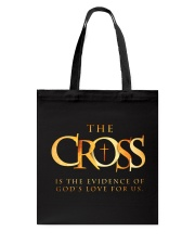 THE CROSS - WARRIOR OF CHRIST Tote Bag thumbnail