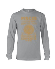 PISCES - HATED BY MANY Long Sleeve Tee thumbnail