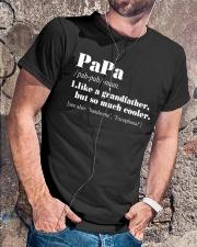 PAPA Classic T-Shirt lifestyle-mens-crewneck-front-4