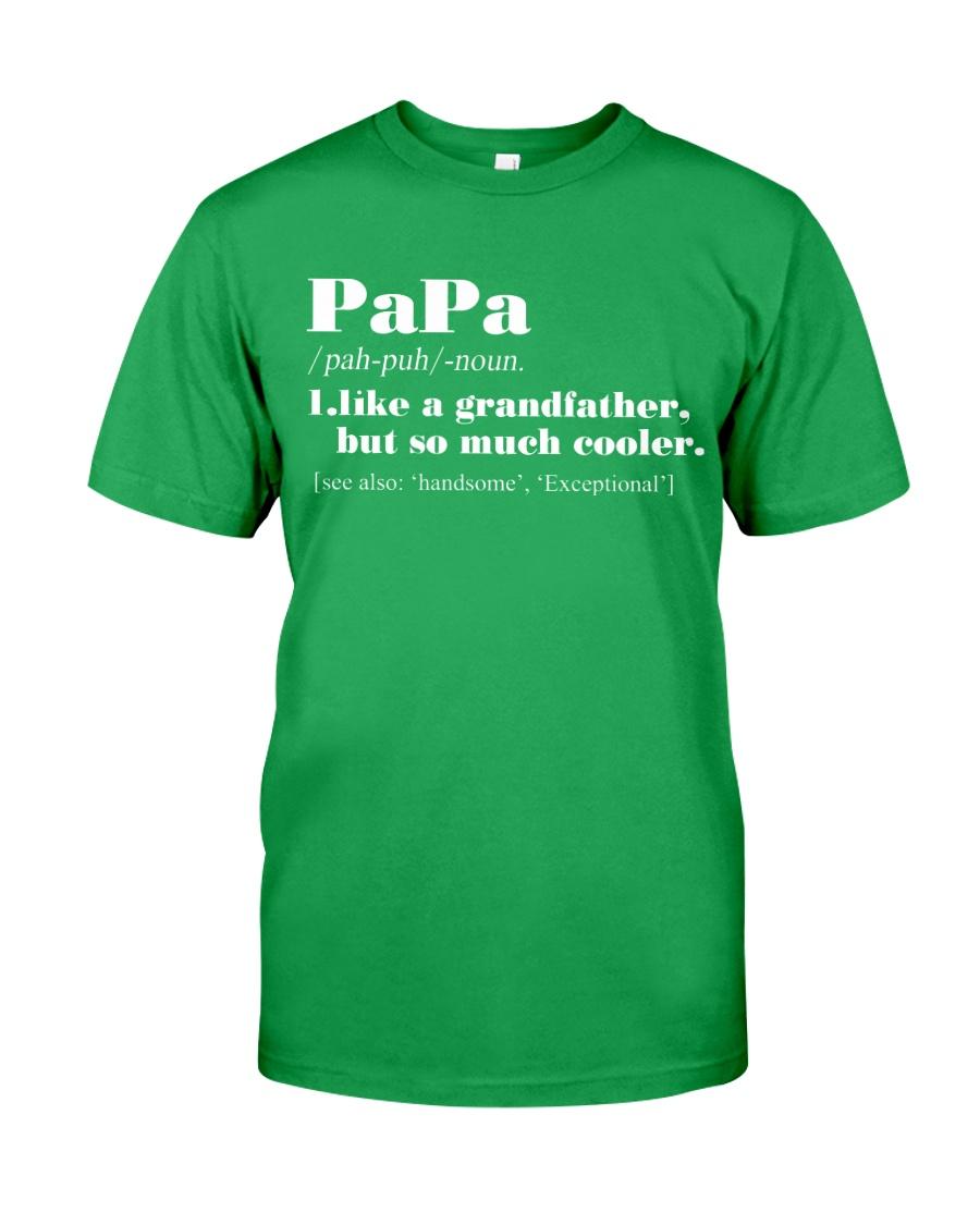 PAPA Classic T-Shirt showcase