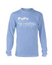 PAPA Long Sleeve Tee front