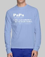 PAPA Long Sleeve Tee lifestyle-unisex-longsleeve-front-1