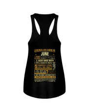 LEGENDS ARE BORN IN JUNE Ladies Flowy Tank thumbnail