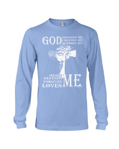 GOD - WARRIOR OF CHRIST
