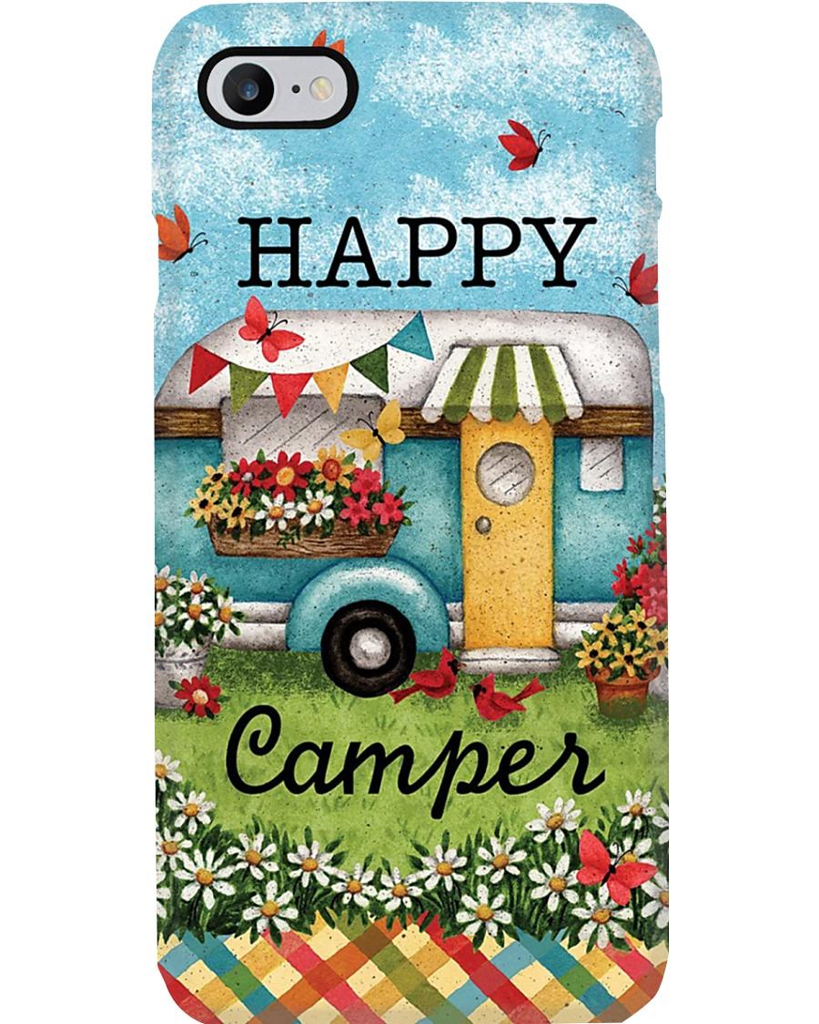 HAPPY CAMPER Phone Case