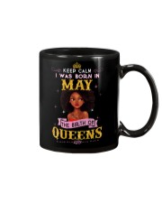 THE BIRTH OF QUEENS - MAY Mug tile