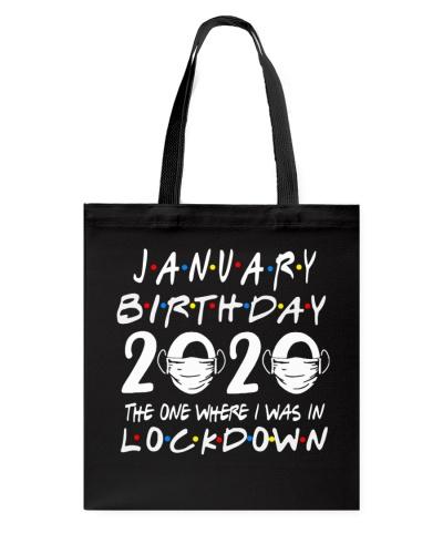JANUARY BIRTHDAY 2020 WHERE I WAS IN LOCKDOWN