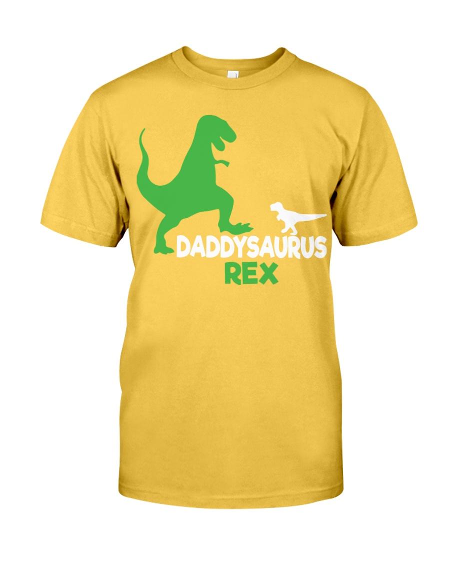 DADDY SAURUS REX Classic T-Shirt