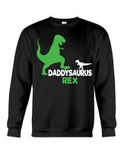 DADDY SAURUS REX Crewneck Sweatshirt thumbnail
