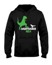 DADDY SAURUS REX Hooded Sweatshirt thumbnail