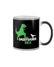 DADDY SAURUS REX Color Changing Mug thumbnail
