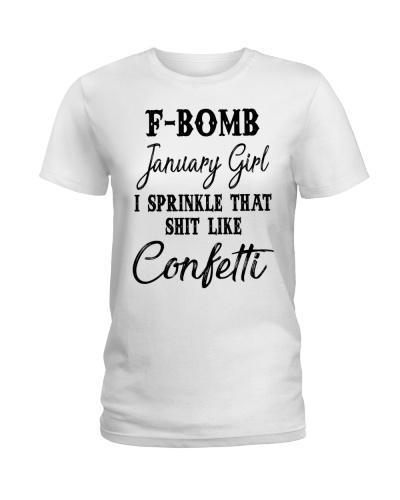 F-BOMB JANUARY GIRL