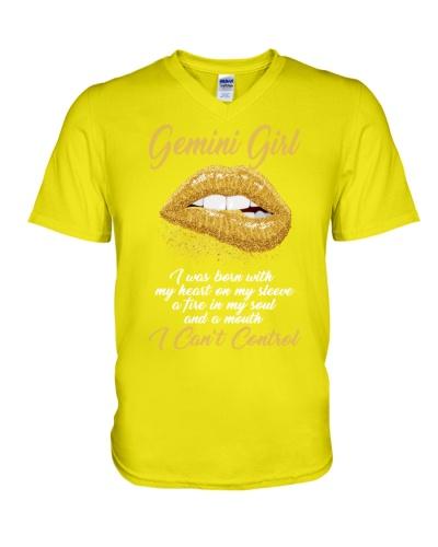 GEMINI GIRL - I CAN'T CONTROL