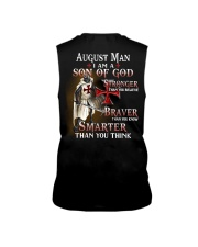 AUGUST MAN - I AM A SON OF GOD Sleeveless Tee thumbnail