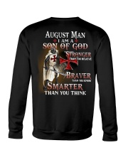 AUGUST MAN - I AM A SON OF GOD Crewneck Sweatshirt thumbnail