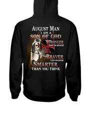 AUGUST MAN - I AM A SON OF GOD Hooded Sweatshirt thumbnail