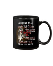 AUGUST MAN - I AM A SON OF GOD Mug thumbnail