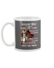 AUGUST MAN - I AM A SON OF GOD Mug back