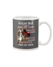 AUGUST MAN - I AM A SON OF GOD Mug front