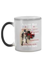 AUGUST MAN - I AM A SON OF GOD Color Changing Mug color-changing-left
