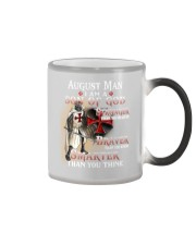 AUGUST MAN - I AM A SON OF GOD Color Changing Mug color-changing-right